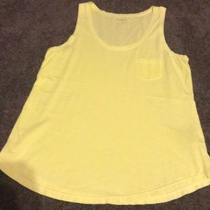 Express pocket muscle tank